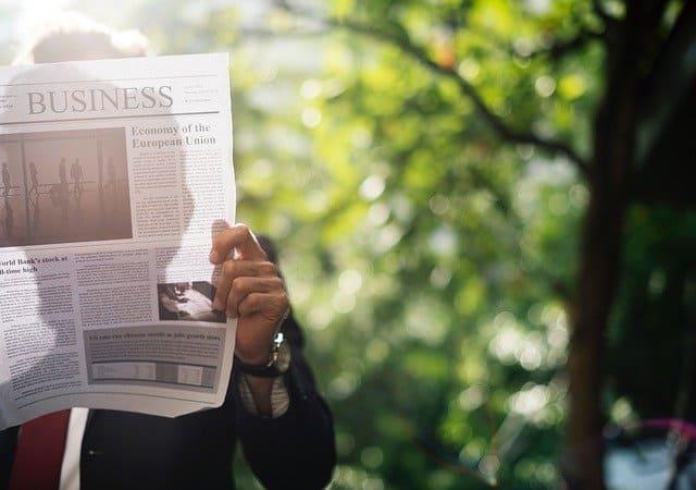 英字新聞 読む方法